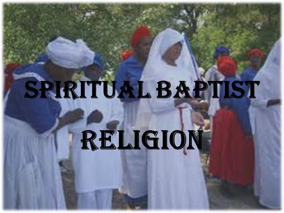 Spiritual Baptist religion