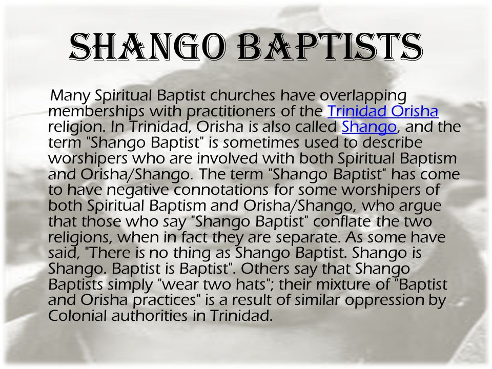 christianity and baptist religion Baptists are christians distinguished by baptizing professing believers only and  doing so by complete immersion.