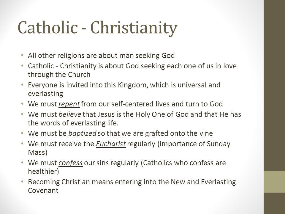 Catholic - Christianity