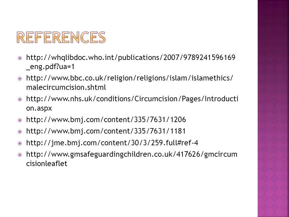 References http://whqlibdoc.who.int/publications/2007/9789241596169 _eng.pdf ua=1.