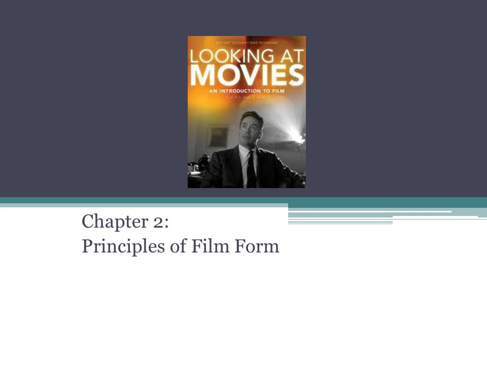 Looking at Movies, Chapter 2