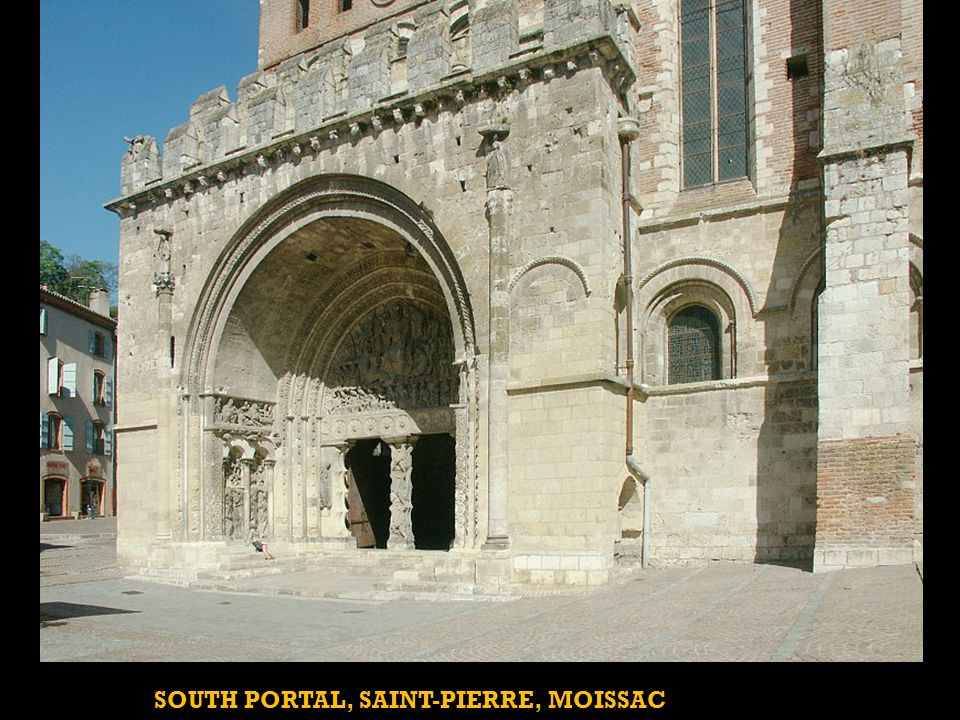 SOUTH PORTAL, SAINT-PIERRE, MOISSAC