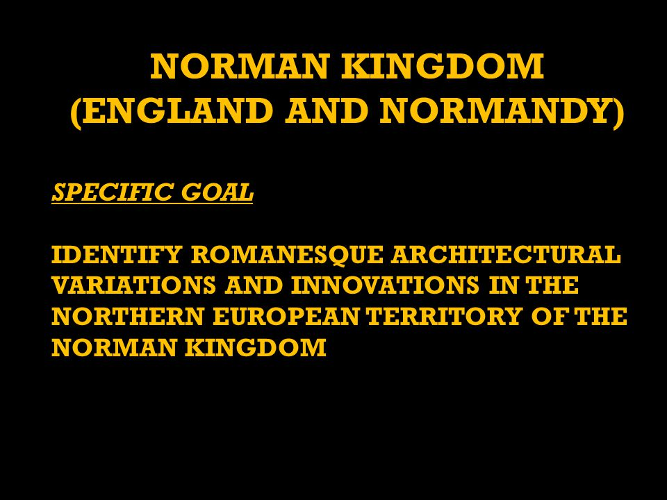NORMAN KINGDOM (ENGLAND AND NORMANDY)