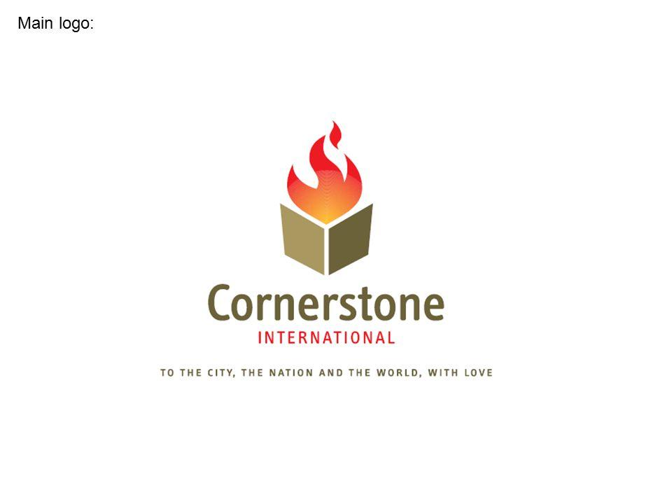 Main logo: