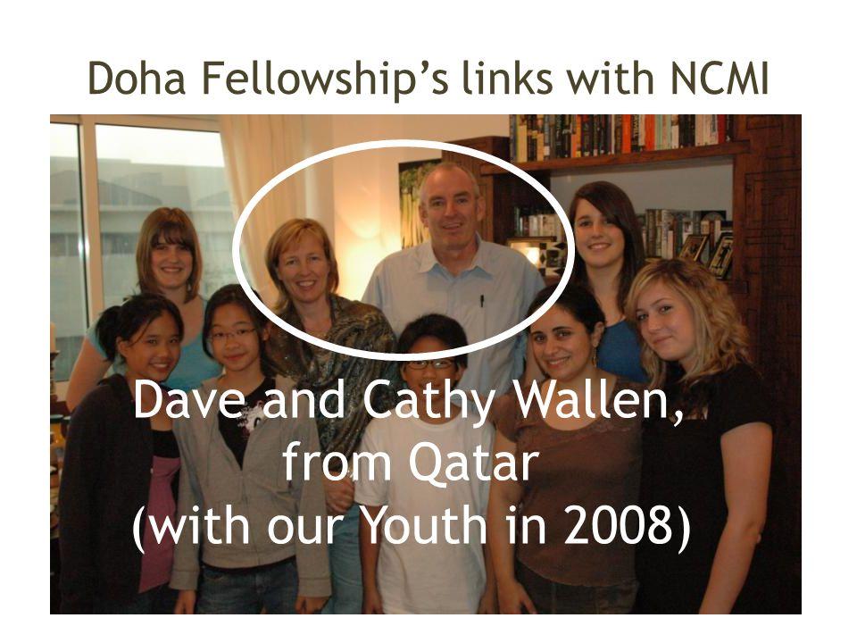 Doha Fellowship's links with NCMI