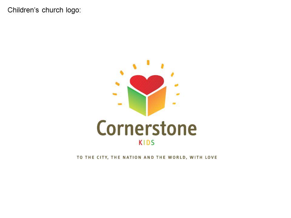 Children's church logo: