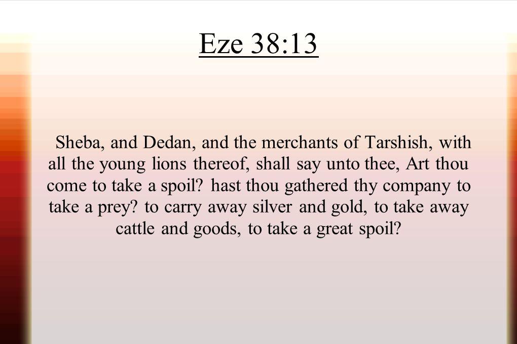 Eze 38:13