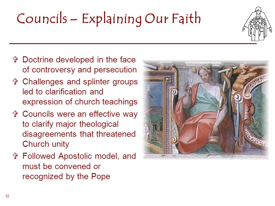 Councils – Explaining Our Faith