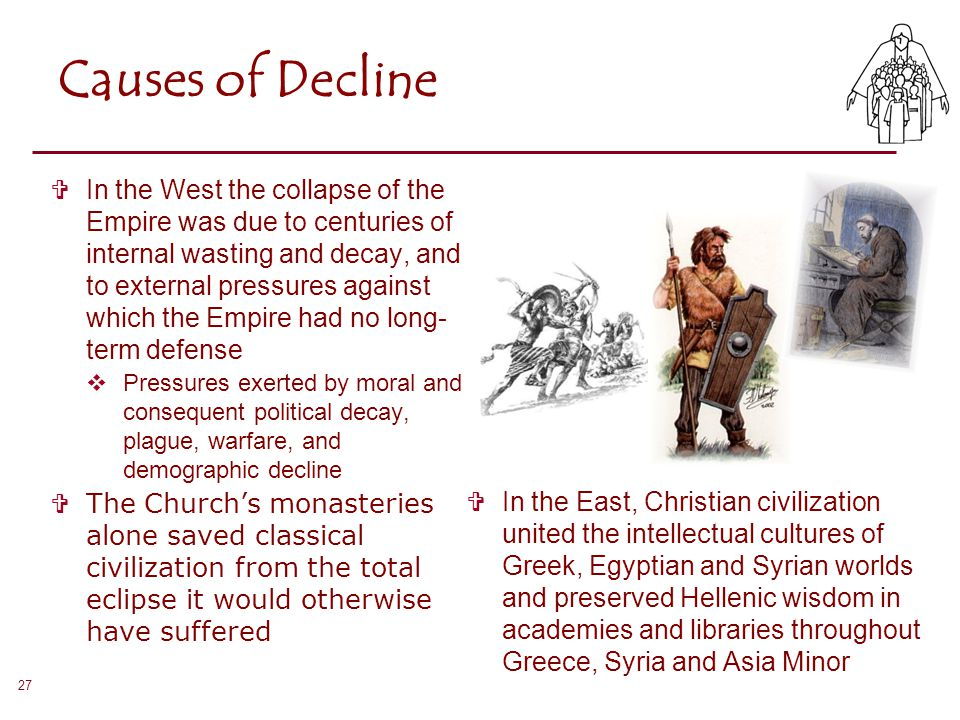 Causes of Decline