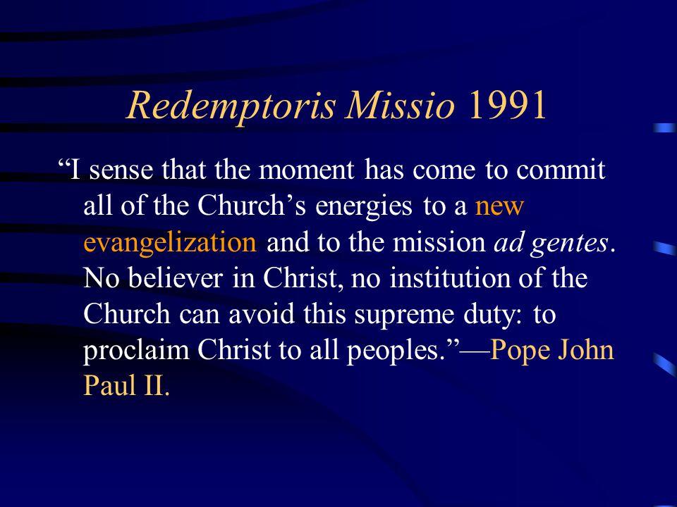 4/12/2017 Redemptoris Missio 1991.