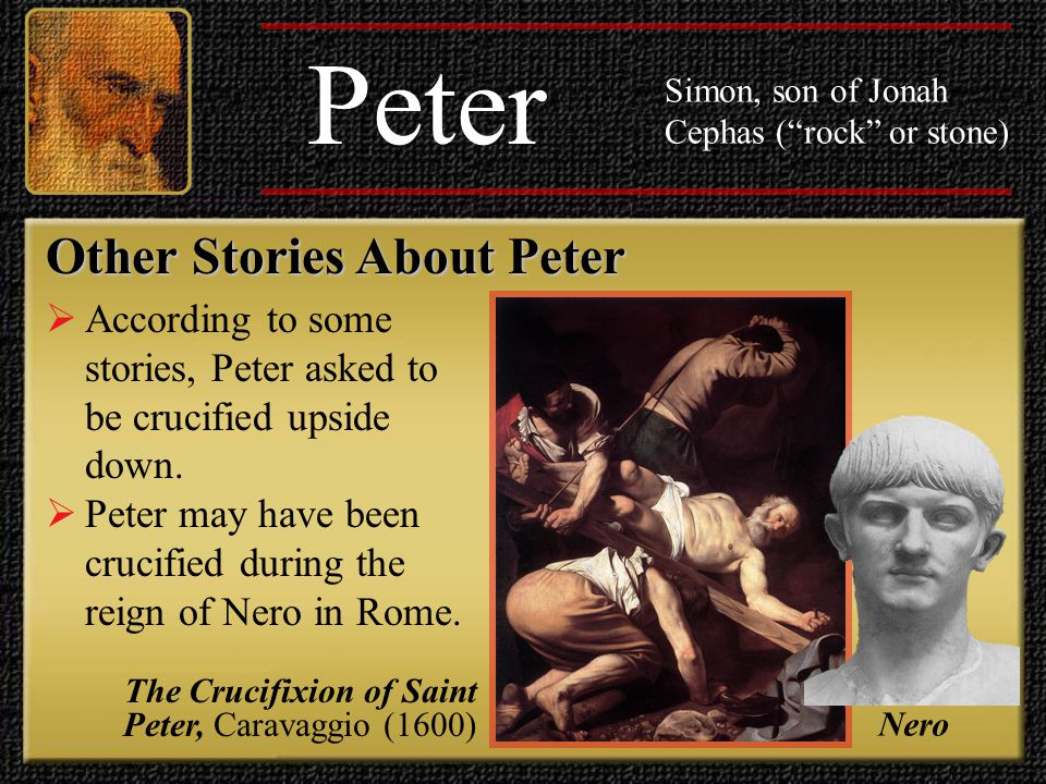 Peter Other Stories About Peter