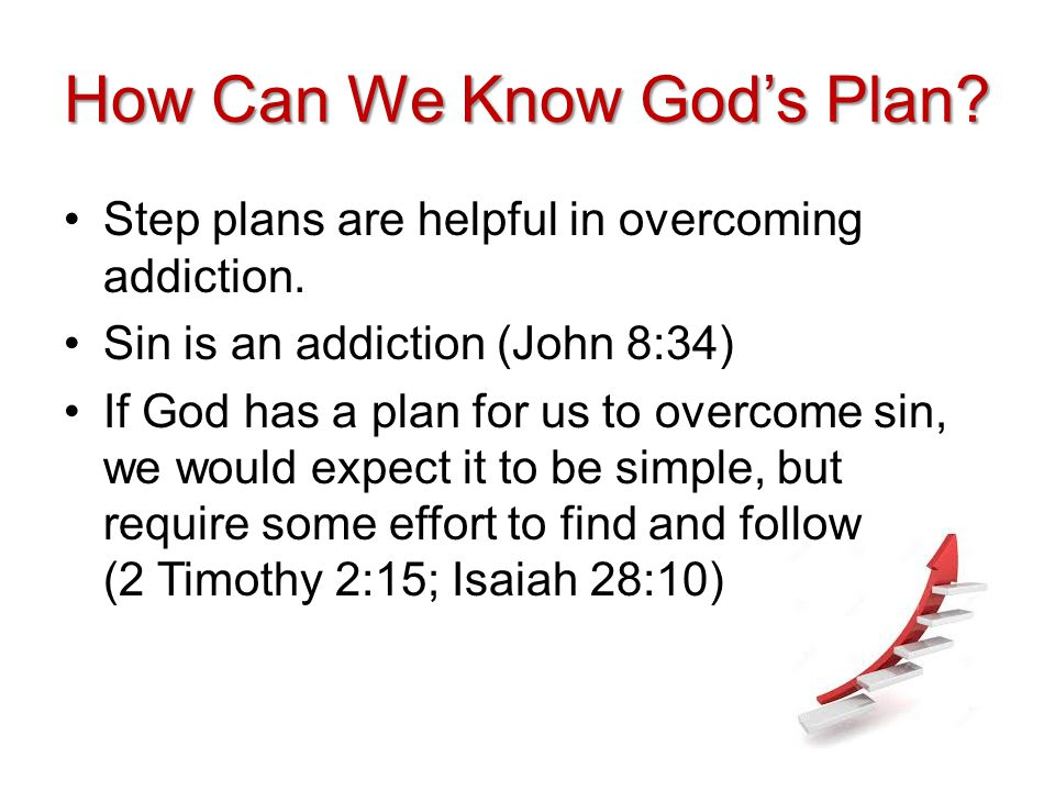 How Can We Know God's Plan