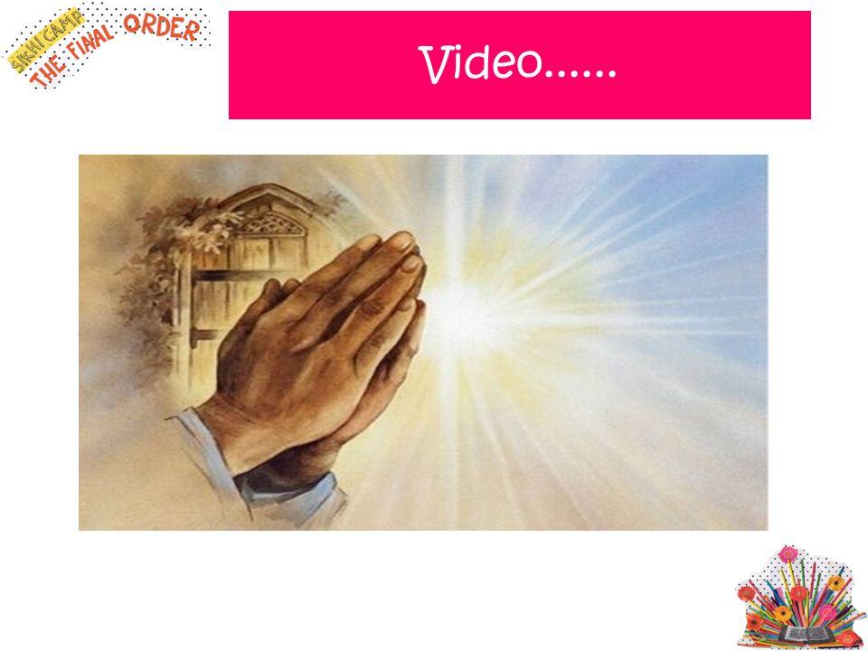 Video......