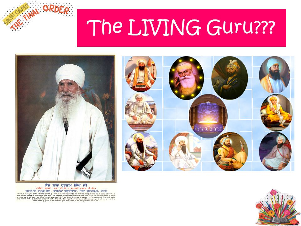 The LIVING Guru Read children the sakhi in a story form