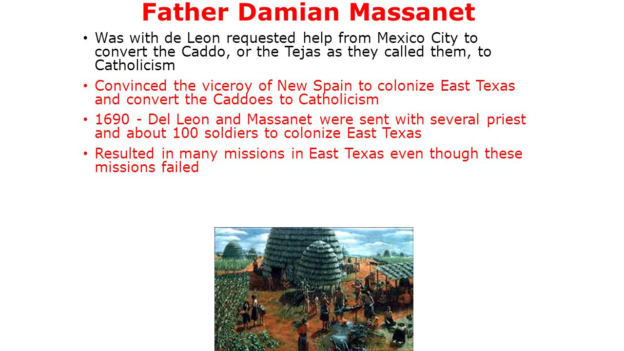 Father Damian Massanet