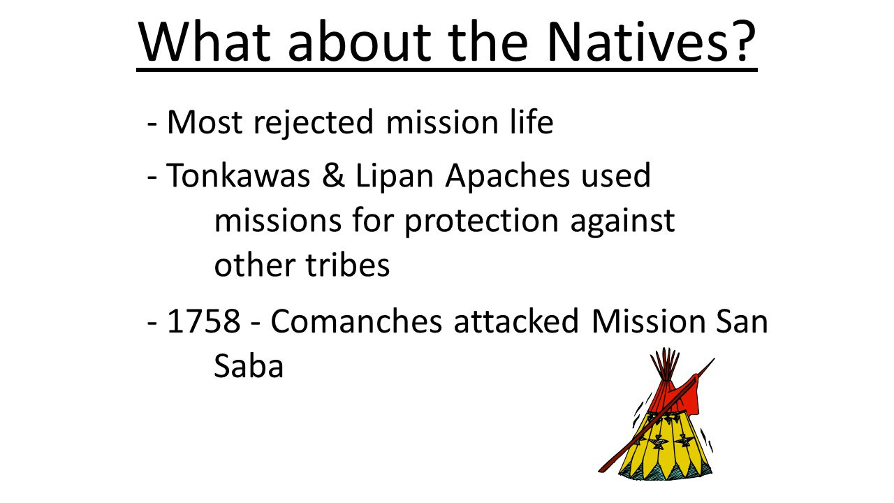 What about the Natives - Most rejected mission life