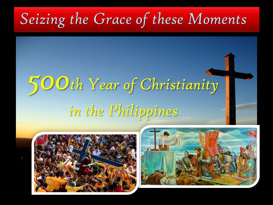 500th Year of Christianity