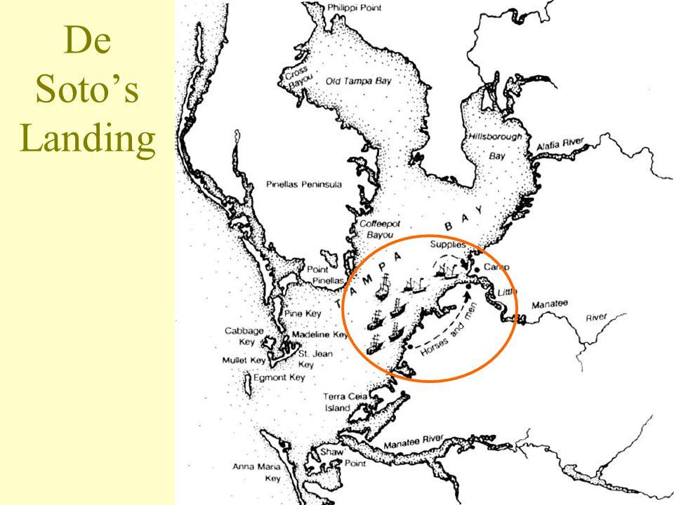 De Soto's Landing