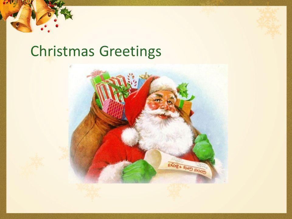 Christmas Greetings 13