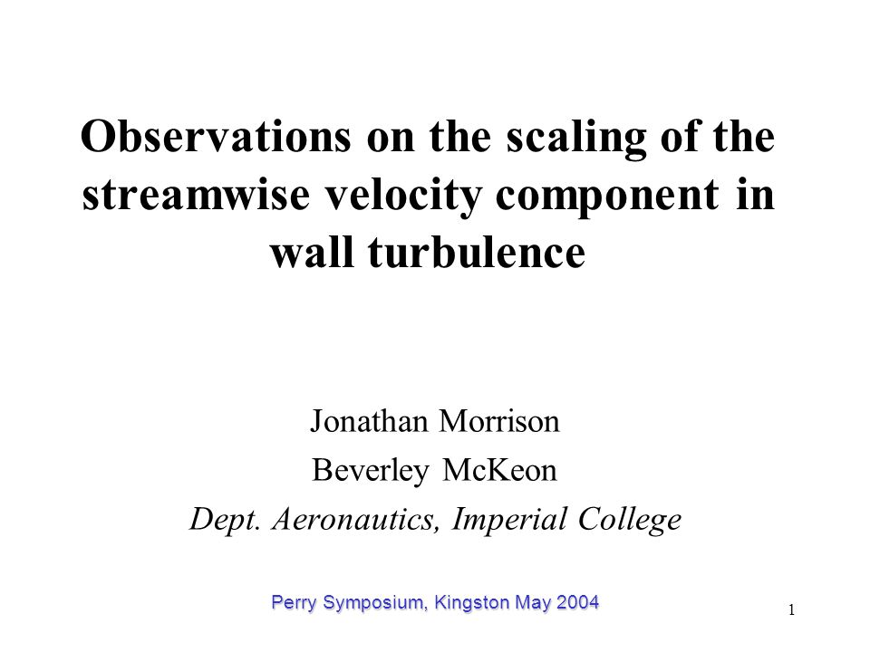 Observations on the scaling of the streamwise velocity component in wall turbulence