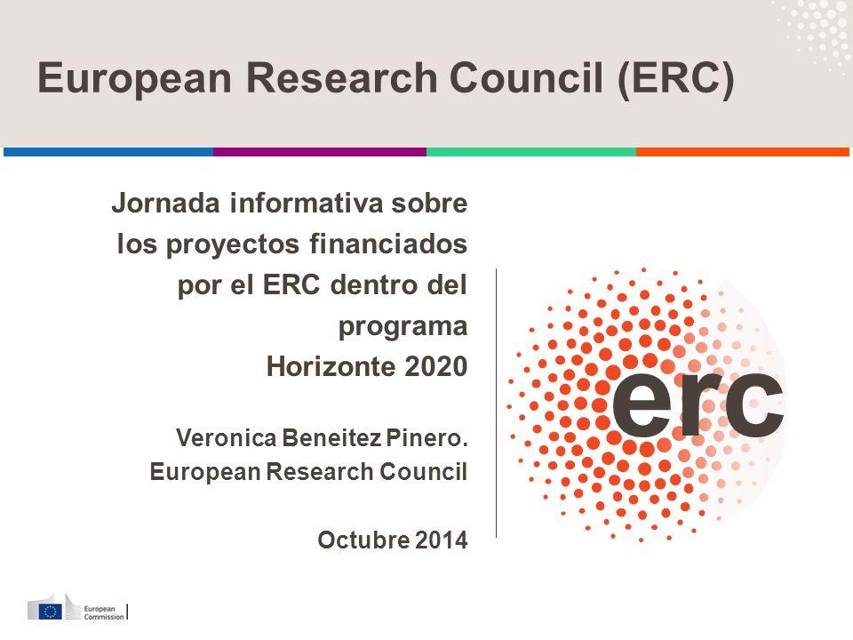 European Research Council (ERC)
