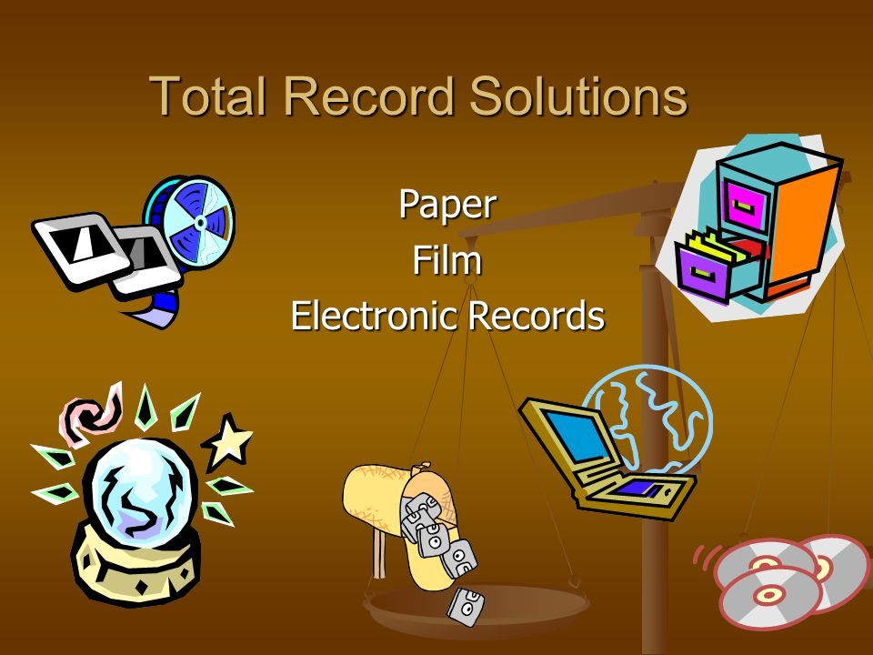 Total Record Solutions