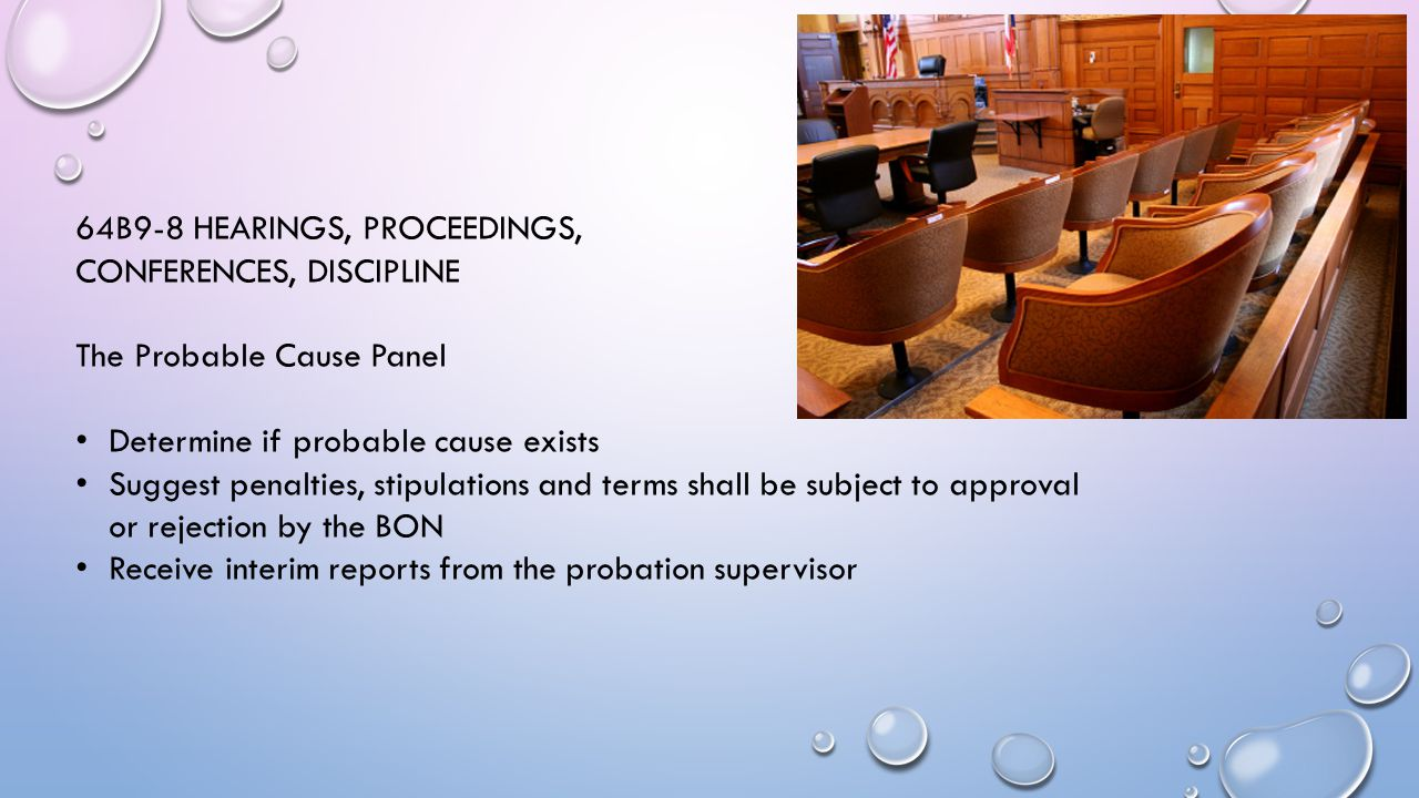 64B9-8 HEARINGS, PROCEEDINGS,