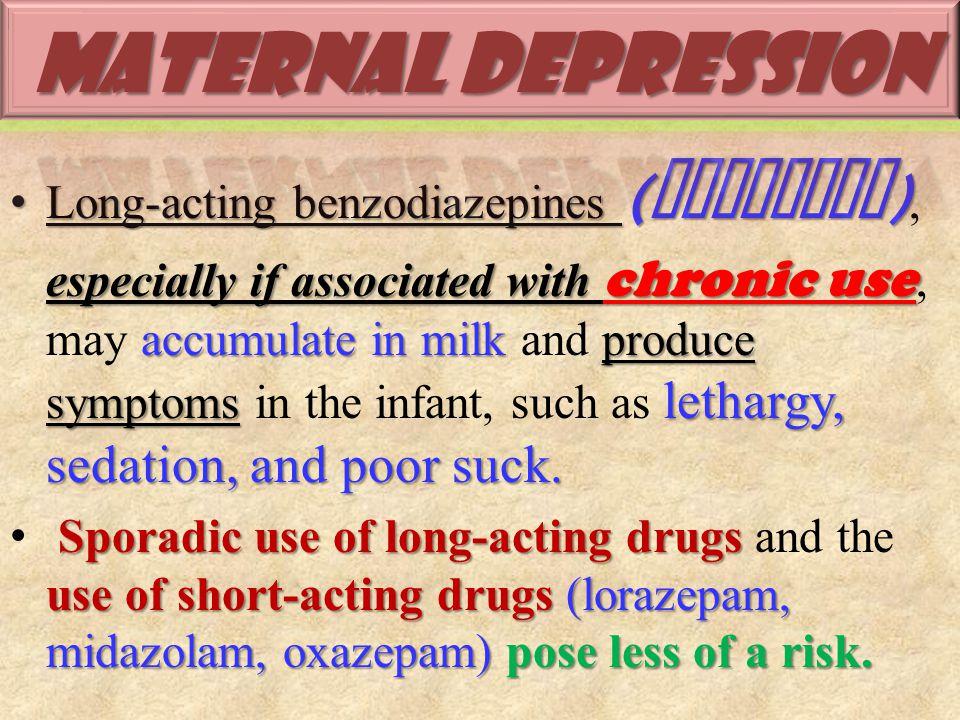 Maternal depression