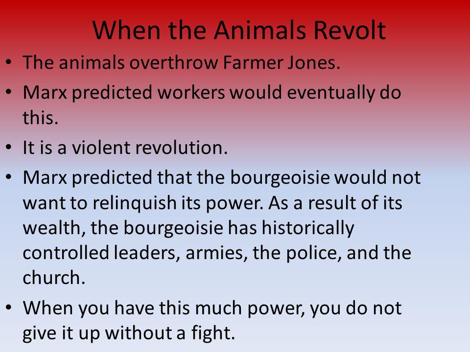 When the Animals Revolt