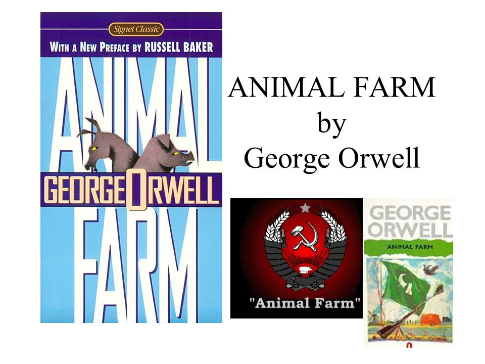 Animal Farm Analysis