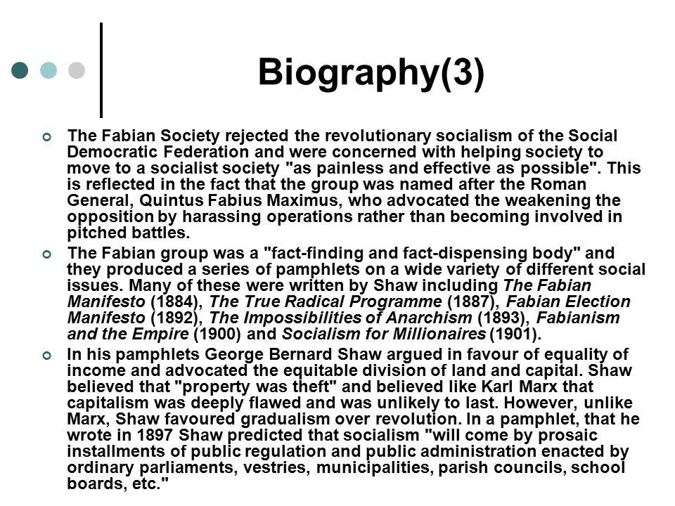 Biography(3)