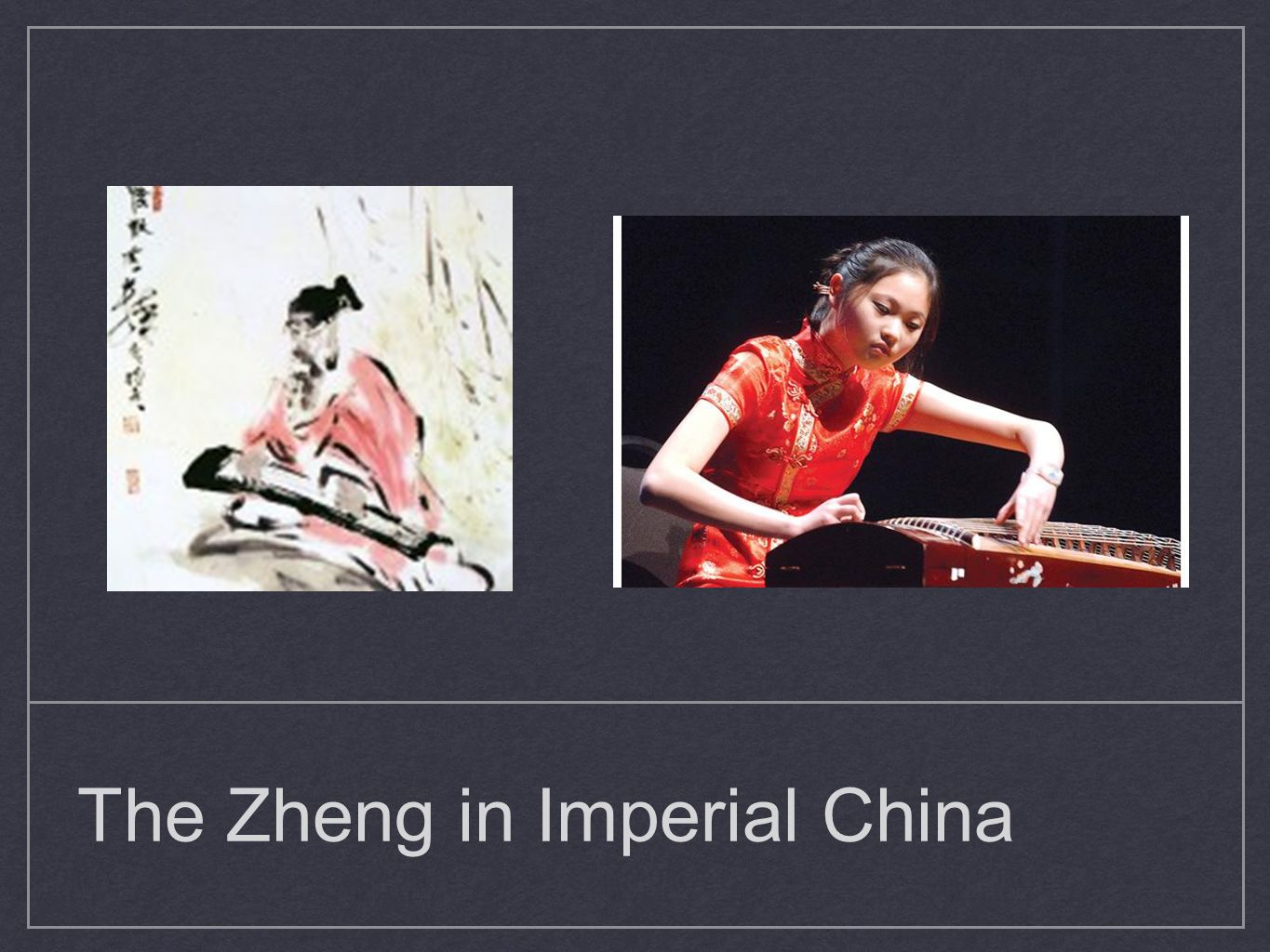 The Zheng in Imperial China