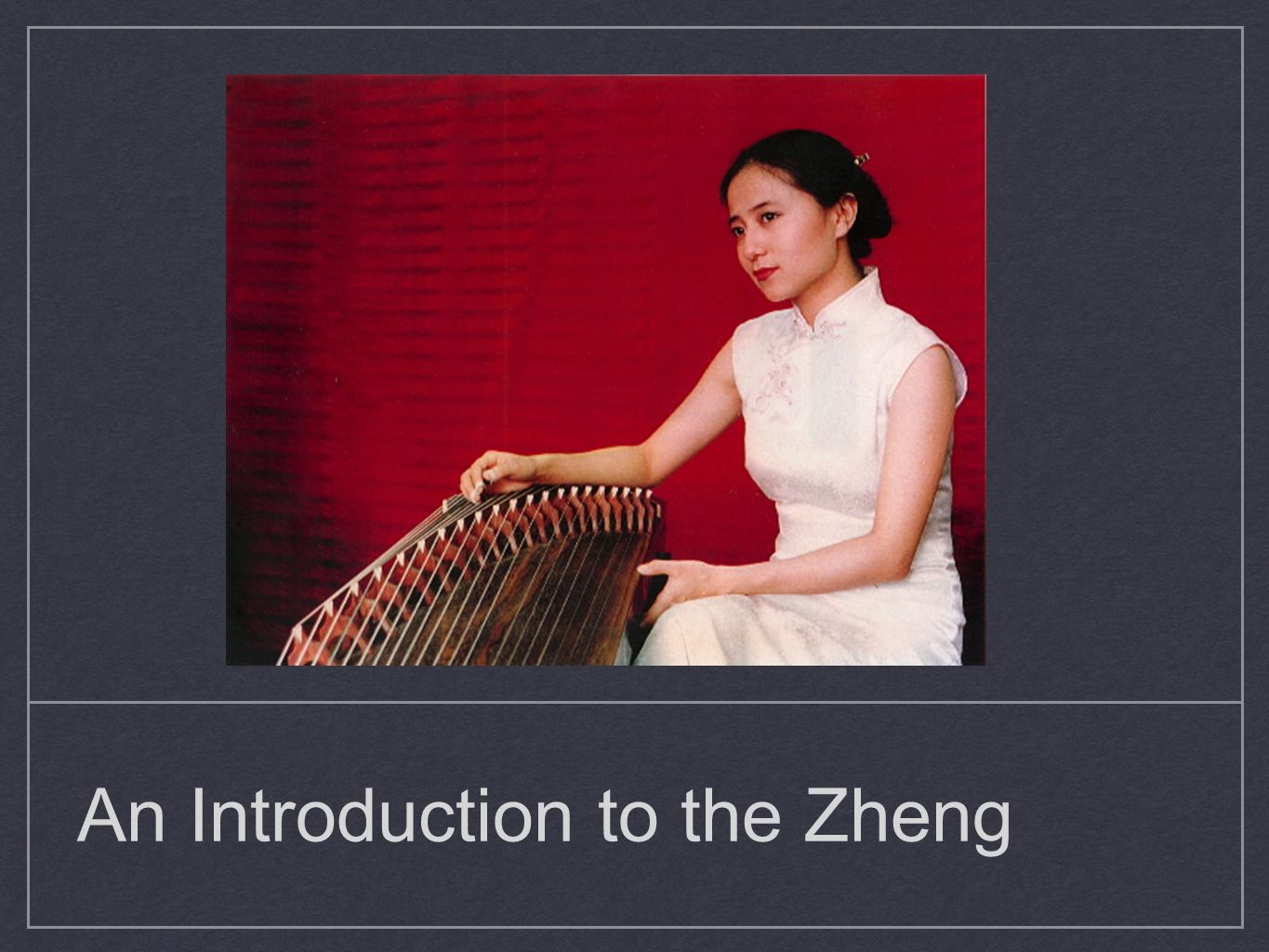 An Introduction to the Zheng