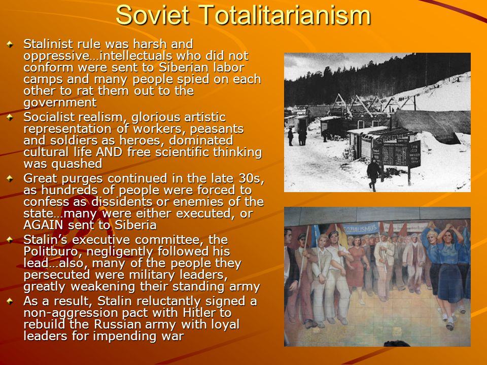 Soviet Totalitarianism