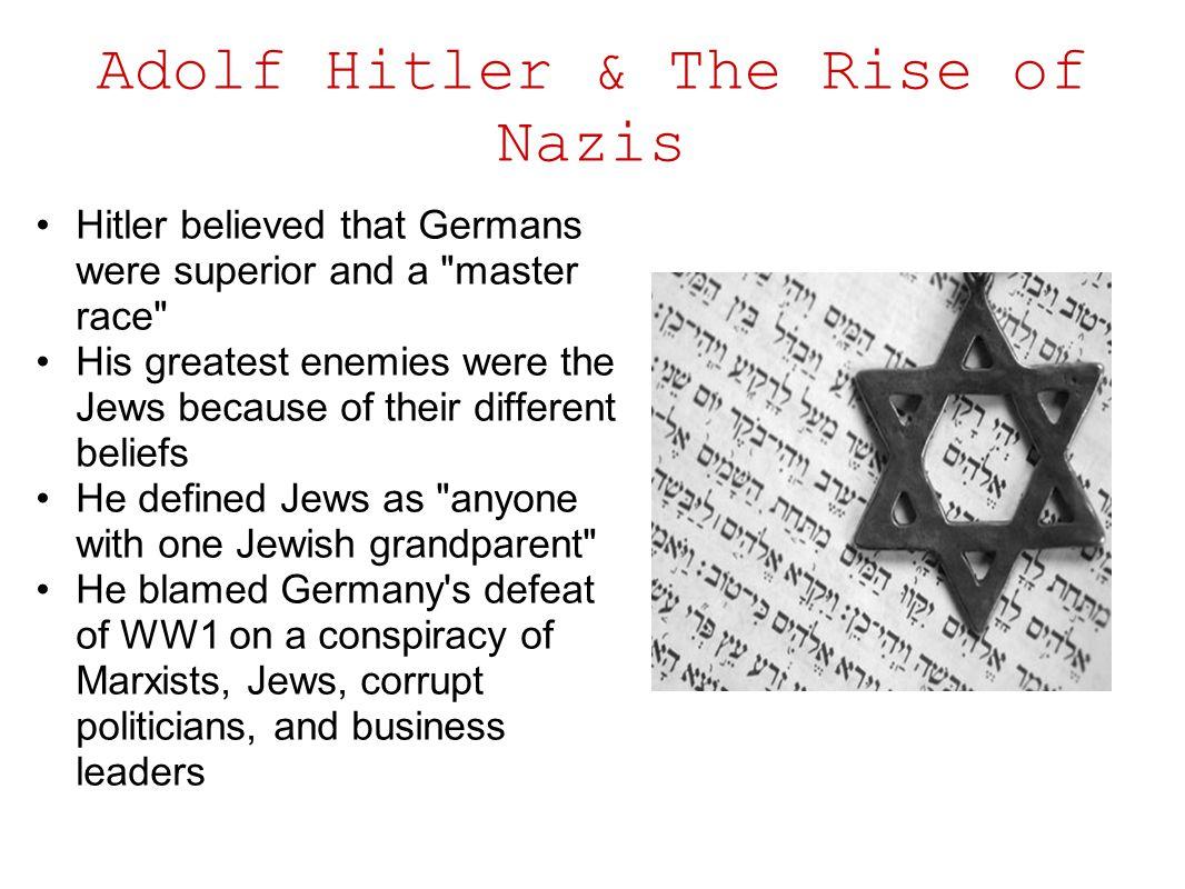 Adolf Hitler & The Rise of Nazis