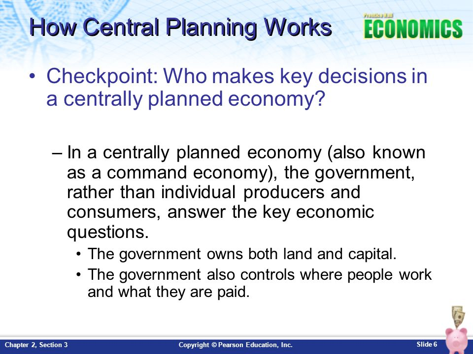How Central Planning Works