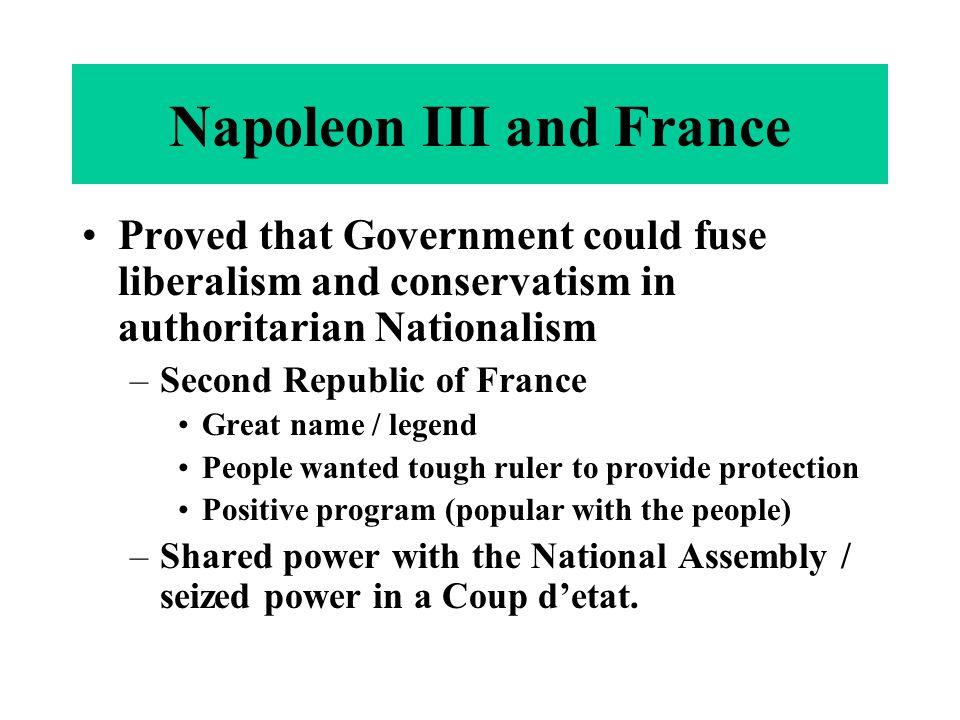 Napoleon III and France