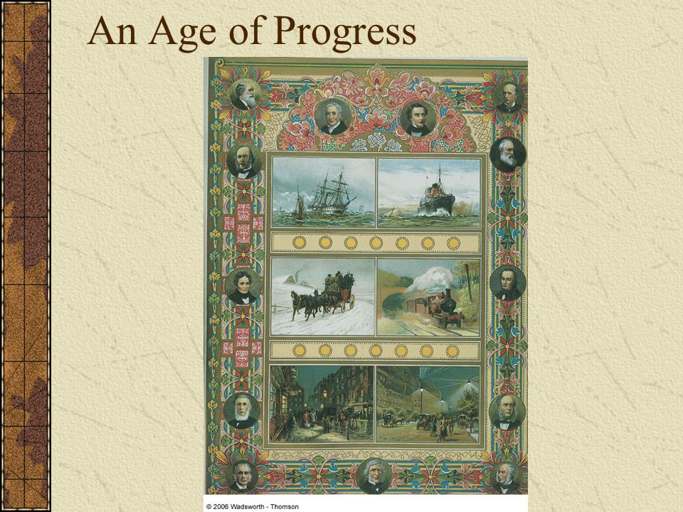 An Age of Progress