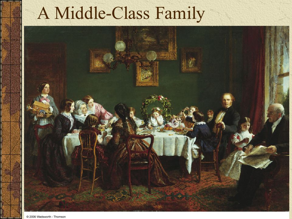 A Middle-Class Family