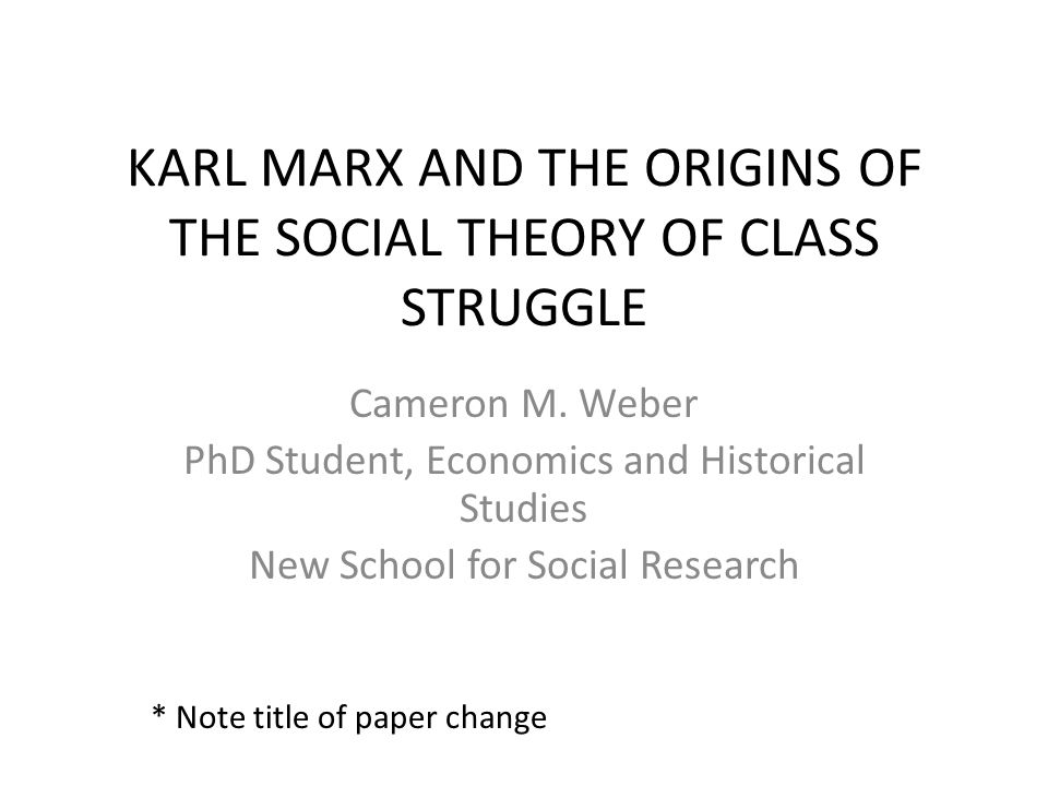 karl marxs theory of two classes in society Acc to marx, social stratification divides society into two classes and the unequal distribution of wealth leads to discontent and ultimately to revolution in the society marx presented a dichotomous model of class, he opined that with the development in capitalist system , the middle class will disappear.