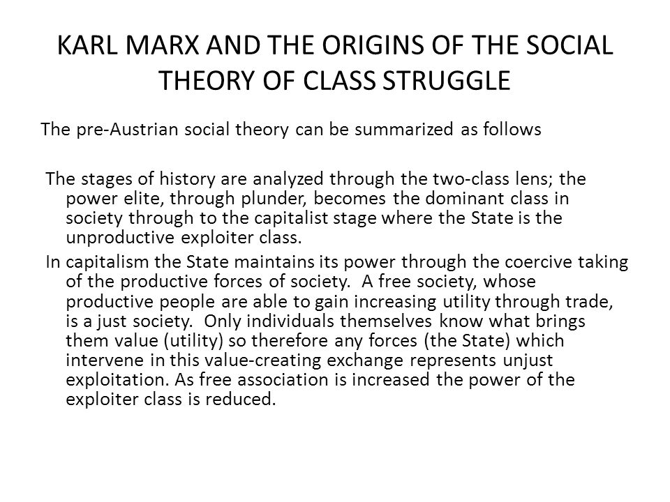 the stages in the social history of capitalism pdf