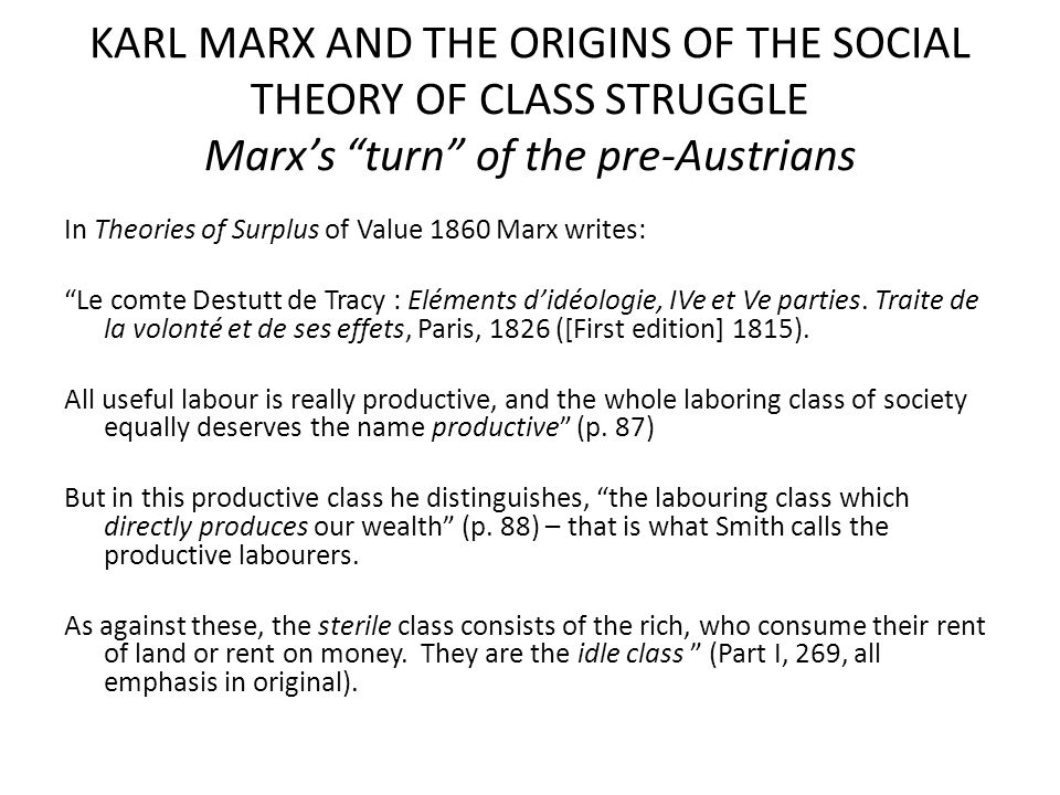 class conflict and marxism essay Free essays on class conflict marx document analysis class conflict is the idea that society is sociology class stratification: marxism study.
