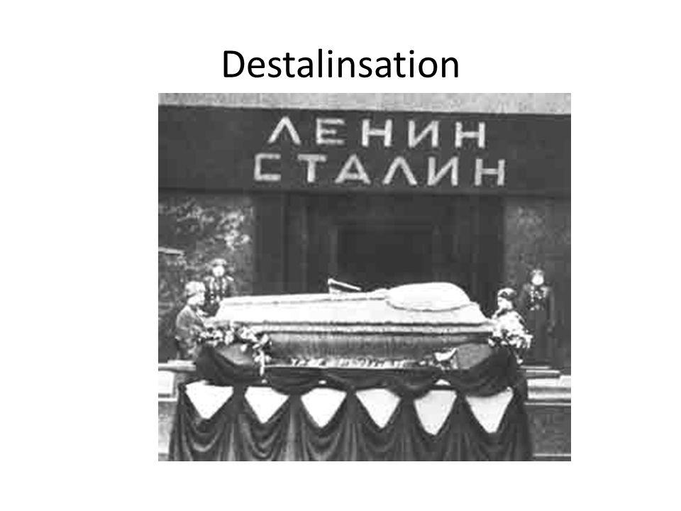 Destalinsation