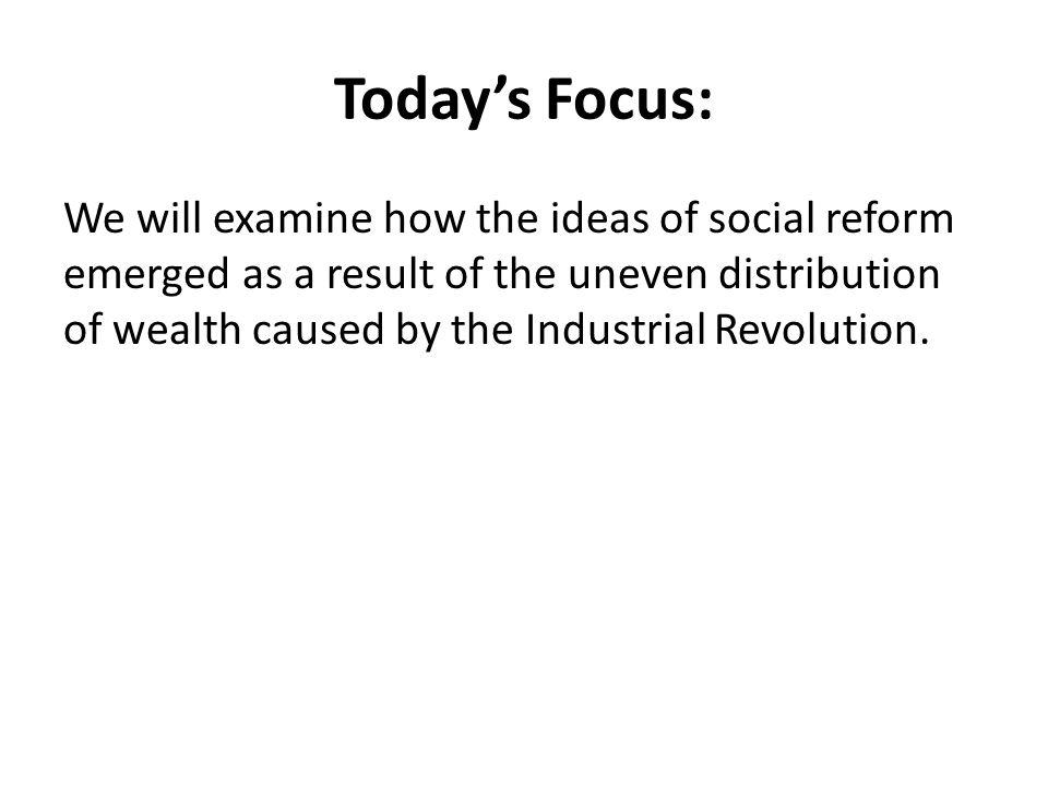 Today's Focus: