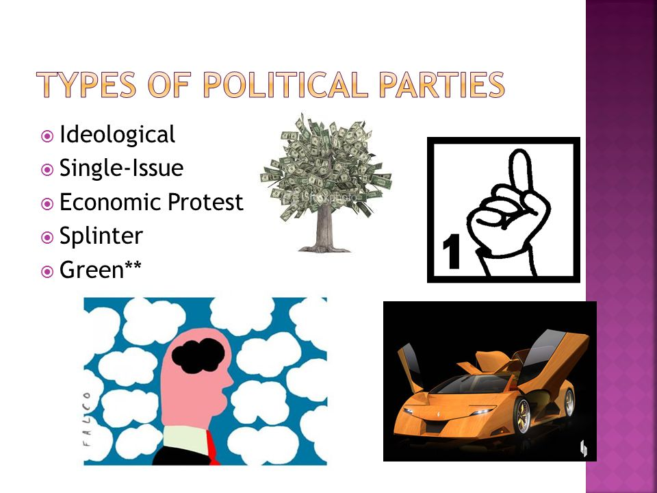 Types of Political Parties