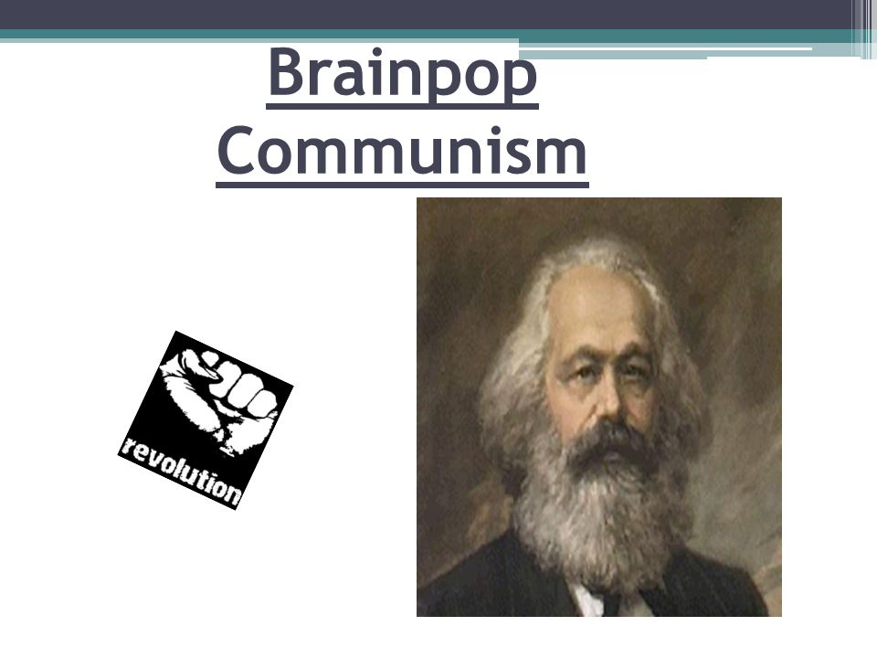 Brainpop Communism