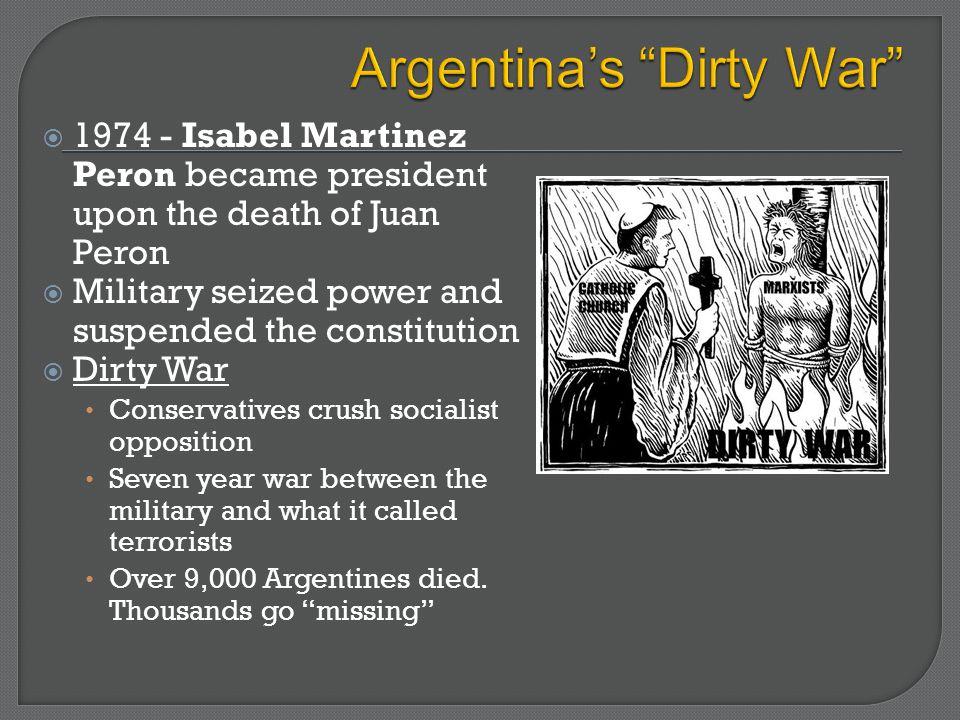 Argentina's Dirty War