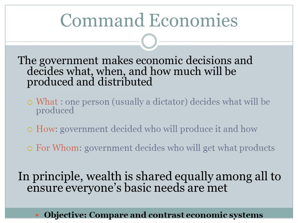 Economic systems in copan compared to