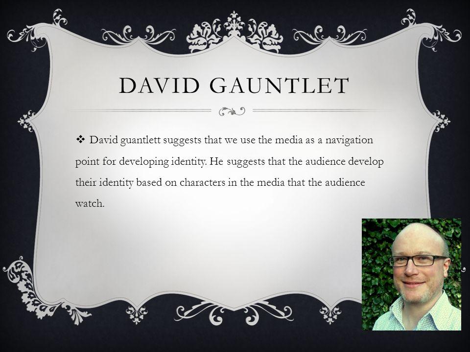David Gauntlet