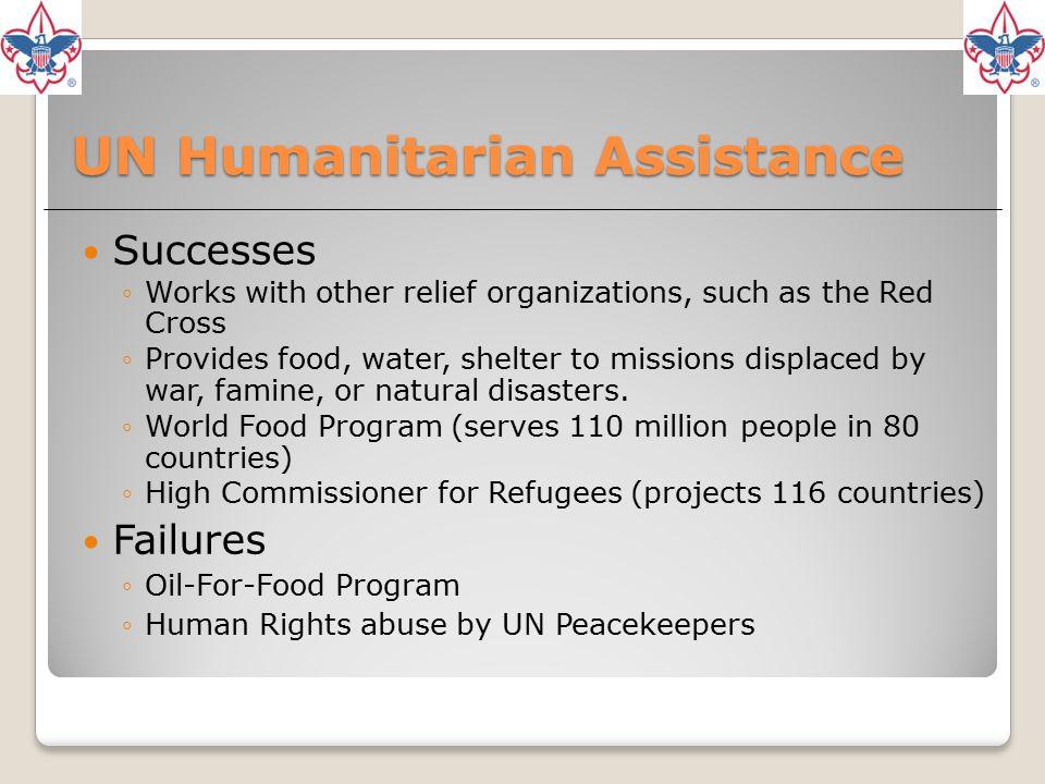 UN Humanitarian Assistance